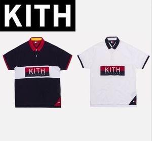 [Kith x Tommy Hilfiger] Chest Stripe Polo