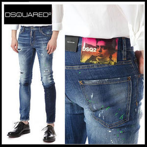 (ディースクエアード) DSQUARED2 COOL GUY JEAN 74LB0515
