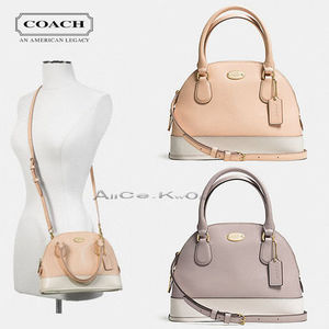 ★Coach(コーチ)★BICOLOR CROSSGRAIN LEATHER