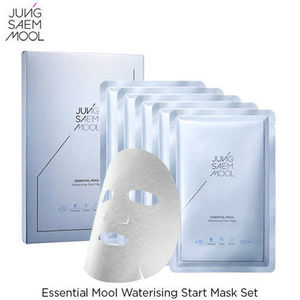 JUNGSAEMMOOL■Essential Mool Waterising Start Mask 5枚set