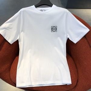 【LOEWE】2019SS新作 Anagram T-Shirt 胸ロゴ (White)