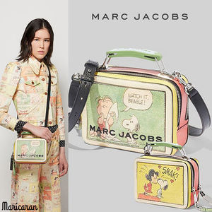 PEANUTS X MARC JACOBS THE MINI BOX BAG