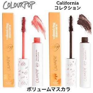 Colourpop☆California Love☆BFF☆ボリュームマスカラ