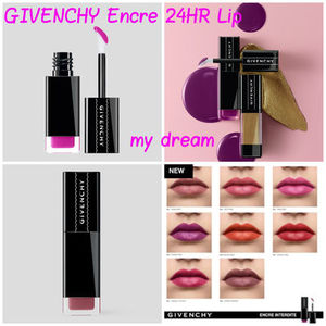 GIVENCHY★Encre Interdite 24 Hour Lip Stain (全8色)