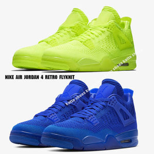 NIKE★AIR JORDAN 4 RETRO FLYKNIT★2色