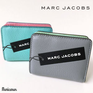 MARC JACOBS * The Tag Mini Compact Wallet