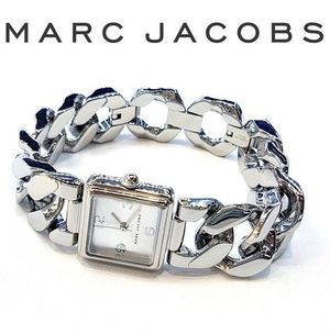 MARC JACOBS*Vic Stainless Steel Watch