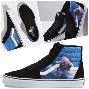 【NEW】VANS X SHARK WEEK SK8-HI