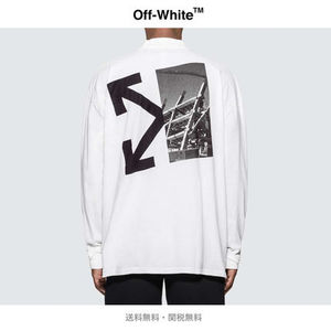 【OFF-WHITE】Arrows クロス アロー Tシャツ  (関税送料込)