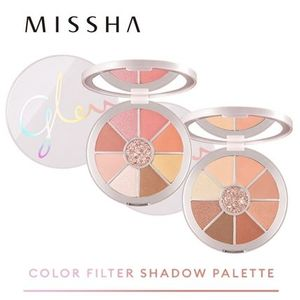 ★MISSHA★COLOR FILTER SHADOW PALETTE 全2種類【追跡送料込】
