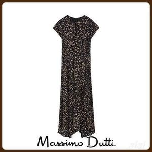 MassimoDutti♪ANIMAL PRINT DRESS