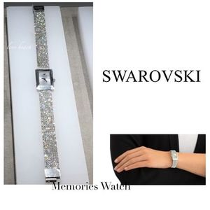 希少♡SWAROVSKI♡Memories Watch