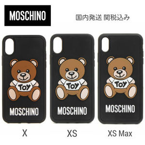 MOSCHINO★TOY TEDDY BEAR iphoneケース X /XS /XS Max