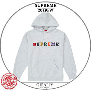 【19FW/AW】SUPREME The Most Hooded Sweatshirt ザ・モスト