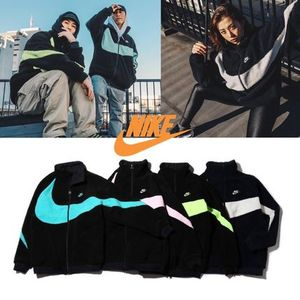 Nike Reversible Big Swoosh Boa Jacket  ナイキ ボアジャケット