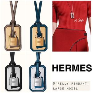 Hermes O'Kelly pendant, large model