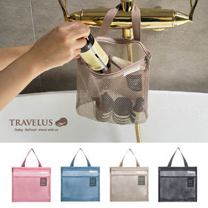 【TRAVELUS】MESH POUCH SLIM MEDIUM V.4~♪《全4種》