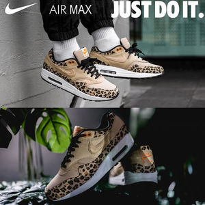 ◆日本未入荷◆NIKE◆AIR MAX 1 WMNS PREMIUM◆ANIMAL PACK◆