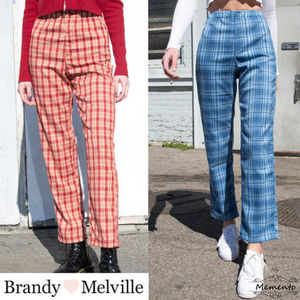 日本未入荷!Brandy Melville☆ TILDEN PANTS