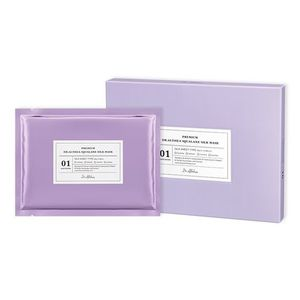 [ Dr. Althea ] Premium Squalane Silk Mask 5EA / 0.98oz.