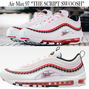 ◎海外限定・激レア◎ Nike Air Max 97 THE SCRIPT SWOOSH PACK