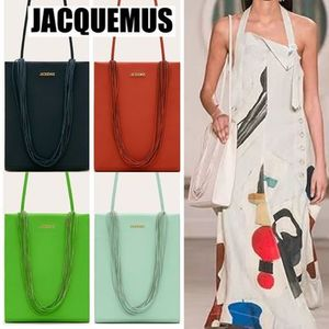 JACQUEMUS★『Le A4』レザー トートバッグ★関税送料込!