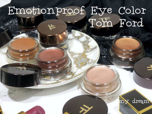 新作☆TOMFORD☆Emotionproof Eye Color(全10色)