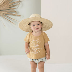 ☆Rylee&Cru☆ Here Comes The Sun Tシャツ☆彡