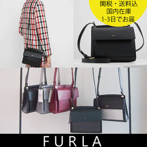 国内在庫・即納可能 FURLA LADY M MINI CROSSBODY