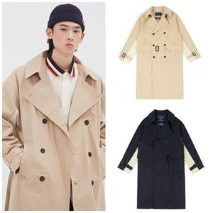 ROMANTIC CROWNのWIDE LAPEL TRENCH COAT 全2色