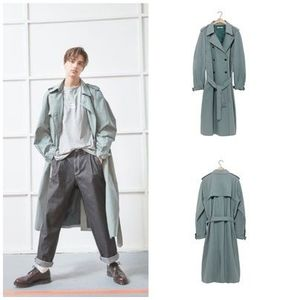 日本未入荷NOHANTのOVERSIZED TRENCH COAT