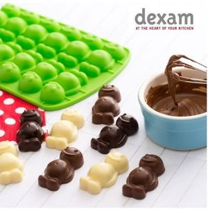 英国発☆Dexam☆可愛い Jelly Baby Mould Mini