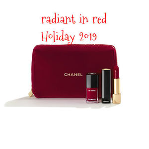 ホリデー限定★CHANEL★Radiant in Red
