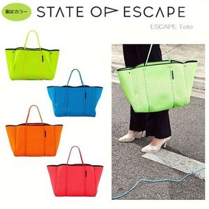 【限定】★State of Escape★ Escape tote★LIMITED EDITION♪