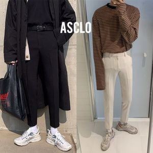 [送料込] ASCLO◆Mone Magic Slacks (5color)_韓国発