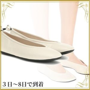 関税込◆Delfi leather ballet flats