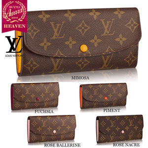 TOPセラー賞受賞!#LOUIS VUITTON#PORTEFEUILLE EMILIE