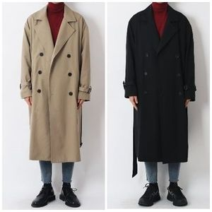 日本未入荷SCENERITYのTrench double coat 全2色