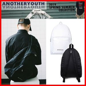 ☆韓国の人気☆【ANOTHERYOUTH】☆2-Way Logo Backpack☆2色☆