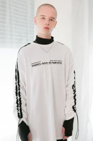 日本未入荷ANOTHERYOUTHのstring long sleeve 全2色
