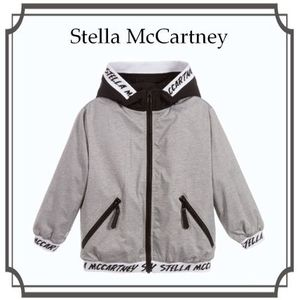 大人もOK!Stella McCartney☆Boys ジャケット Gray 12-16Y