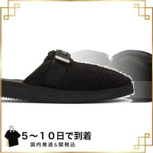 関税込◆Black Suicoke Edition ZAVO-CabJE Loafers