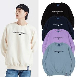 ROMANTIC CROWN★トレーナー ROMANTICCROWN LOGO SWEATSHIRT 5色