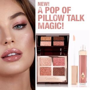 【Charlotte Tilbury】★ホリデー★A POP OF PILLOW TALK 2点♪