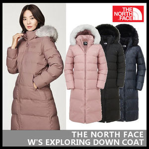 【THE NORTH FACE】W'S EXPLORING DOWN COAT NC1DK81