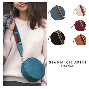 GIANNI CHIARINI  TAMBURELLO ショルダーバッグ