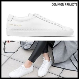 ◆Common Projects◆ 正規品 ORIGINAL ACHILLES LOW 3701 0506