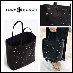 【TORY BURCH】 Star Stud スモールトート
