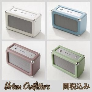 Urban Outfitters☆Bluetoothスピーカー★4色