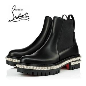 ∞∞ Christian Louboutin ∞∞ By The River アンクルブーツ ☆